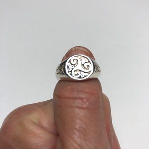 Jewelry - Sterling silver ring.